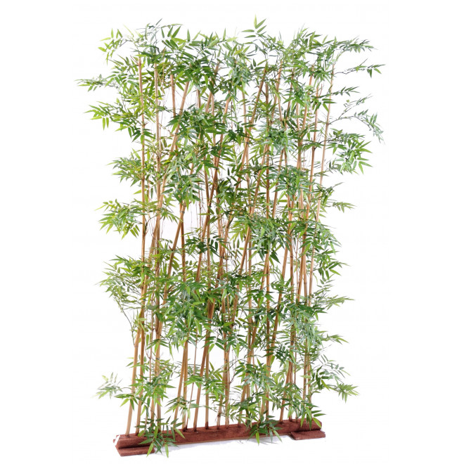 haie artificielle bambou oriental 180 cm haies et murs. Black Bedroom Furniture Sets. Home Design Ideas