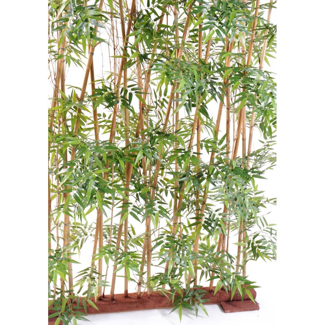 Bambou artificiel - Haie artificielle pas cher ...