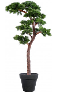 BONSAI artificiel PIN 220 cm