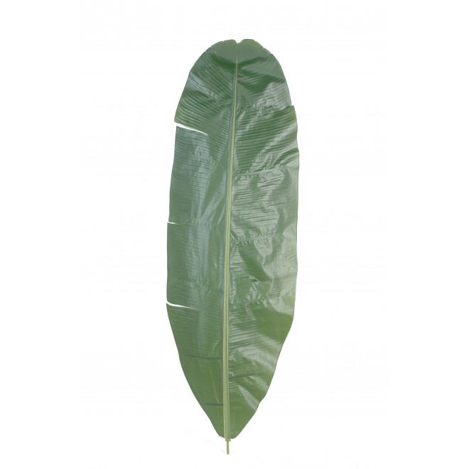 feuille artificielle BANANIER 73 à 114 cm