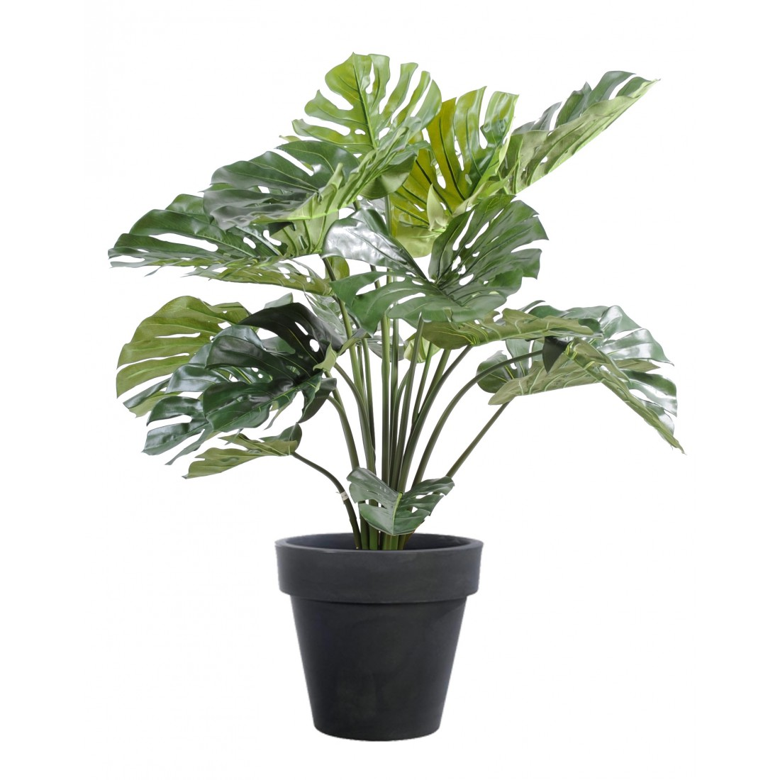 philodendron geant artificiel 110 cm plantes vertes reflets nature lyon. Black Bedroom Furniture Sets. Home Design Ideas
