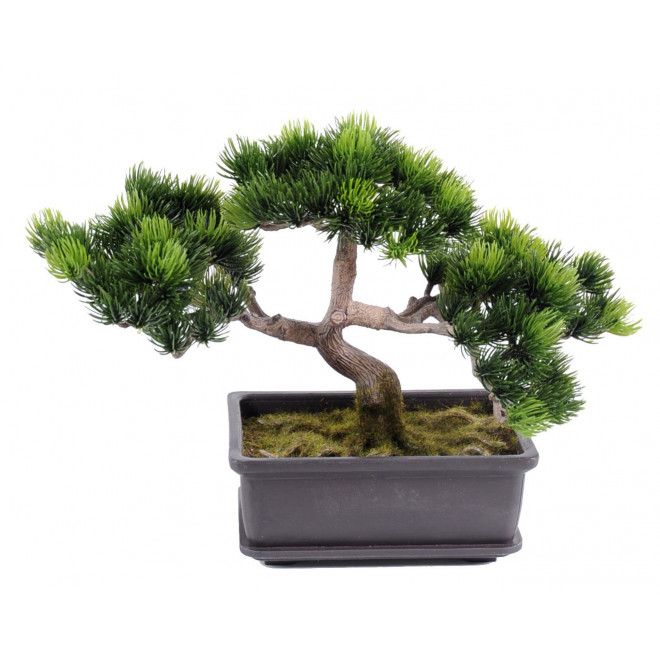 PIN BONSAI artificiel 22 cm