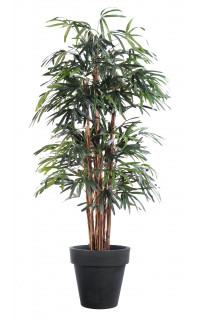 PALMIER artificiel RHAPIS LADY PALM 150 à 210 cm
