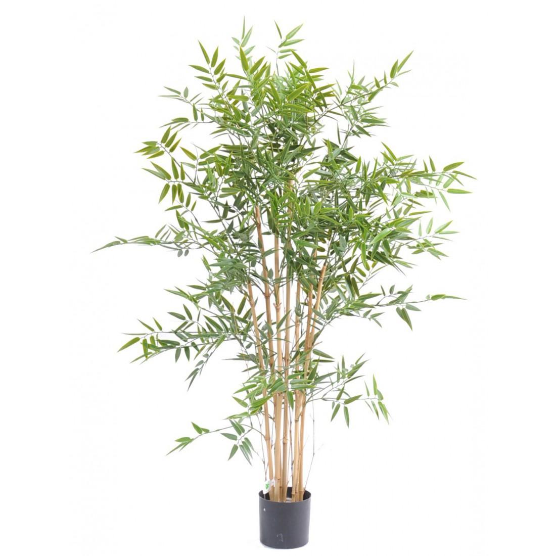 Bambou artificiel japenese plast 90 et 210 cm pour for Bambou artificiel