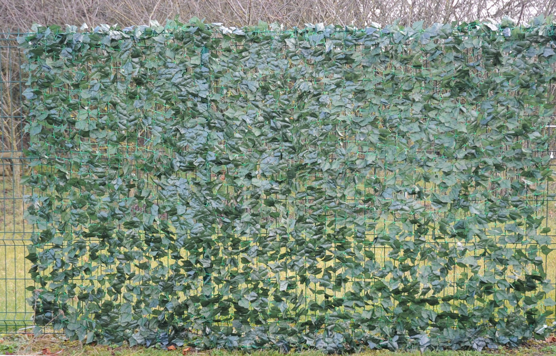 Brise Vue En Lierre lierre artificiel extérieur 200x300 - filet feuilles de