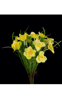 NARCISSE artificielle  25 cm