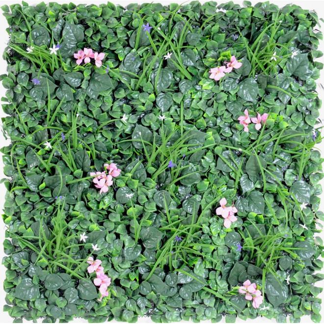 mur vegetal b 100 x 100 cm pour exterieur reflets nature lyon. Black Bedroom Furniture Sets. Home Design Ideas