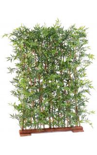 HAIE artificielle BAMBOU dense japenese plast 110 à 180 cm
