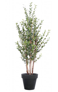 EUCALYPTUS artificiel  buisson  130 cm