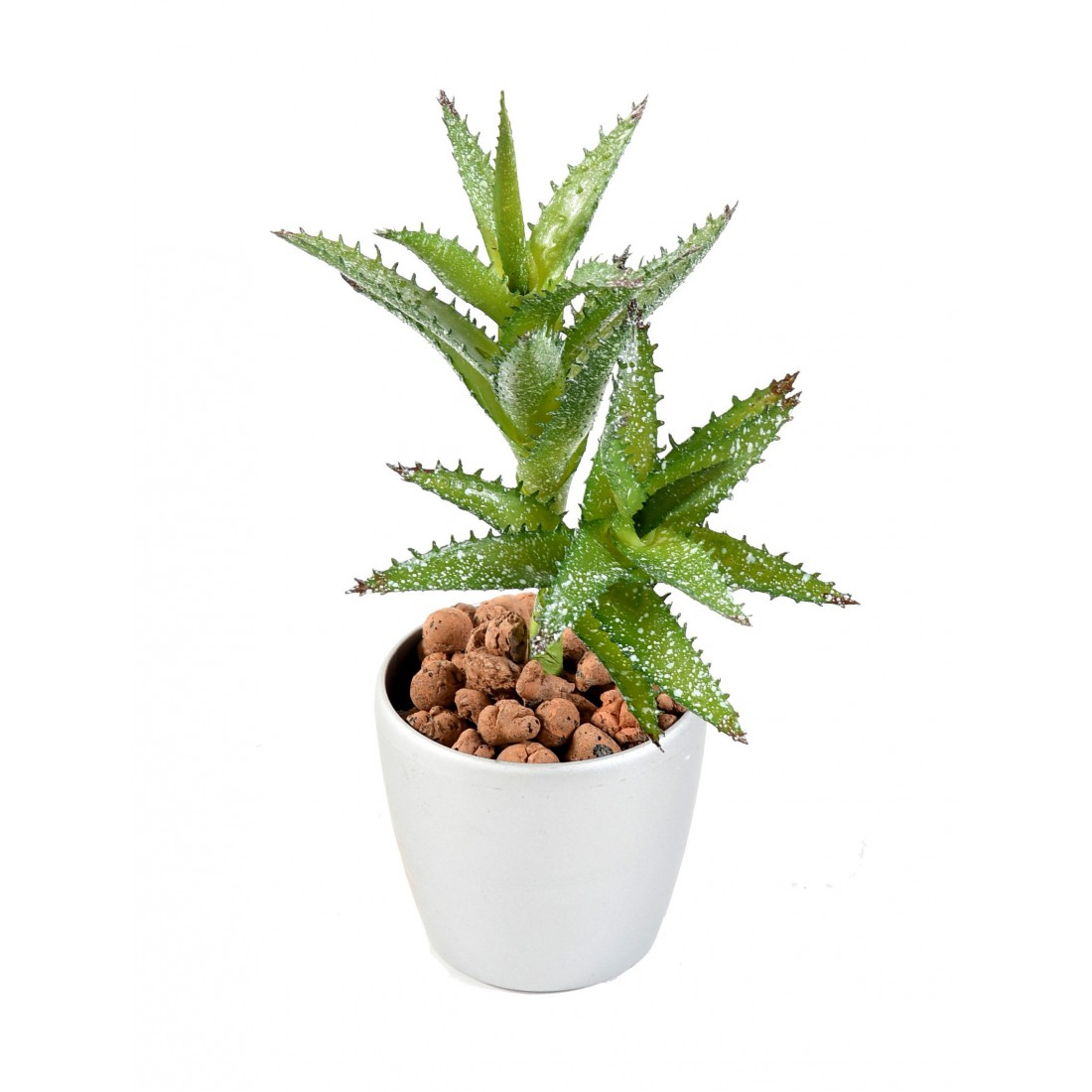 Mini succulentes artificielles 18 cm mini cactus et for Plante arbre interieur