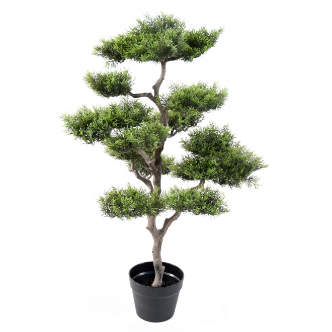 BONSAI artificiel CONIFERE 95 cm