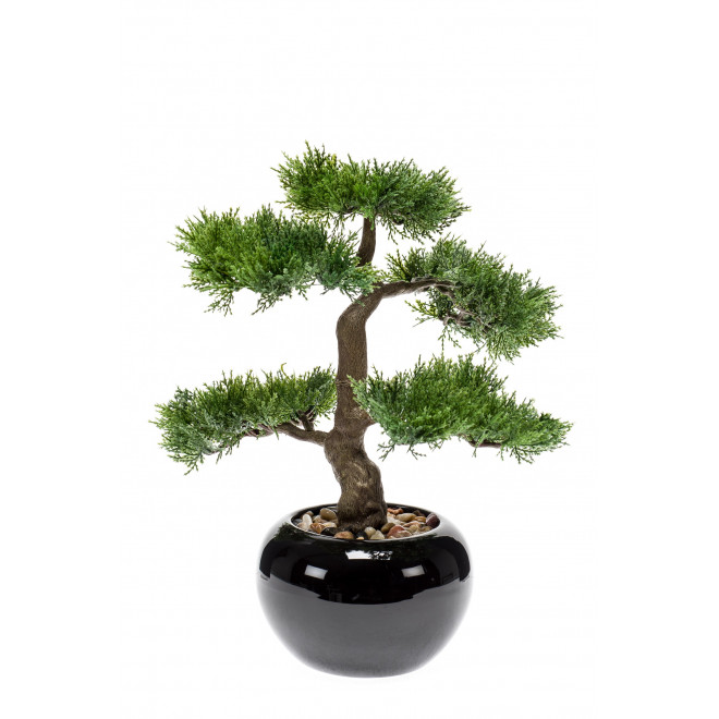 BONSAI conifère artificiel  34 cm