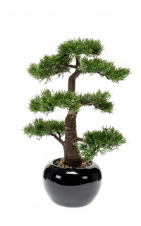 BONSAI conifère artificiel  47 cm