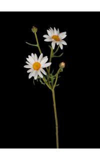 MARGUERITE artificielle 50 cm