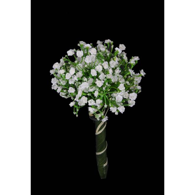 bouquet de gypsophile artificiels 25 cm