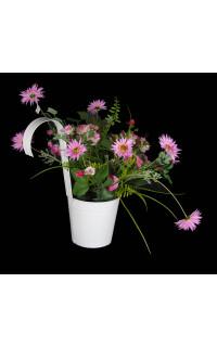 phalaenopsis ORCHIDEE artificielle à suspendre ou à poser 32 cm