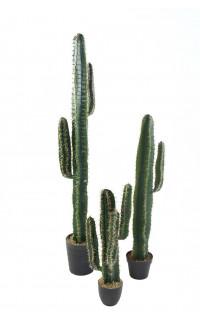 CACTUS artificiel Cereus 65 à 150 cm