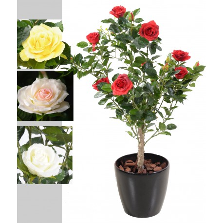 ROSIER artificiel Royal 100 cm
