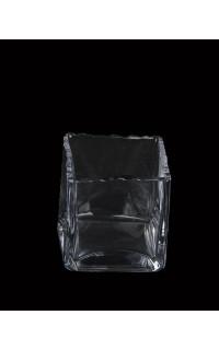 vase carré 8 x 8 cm