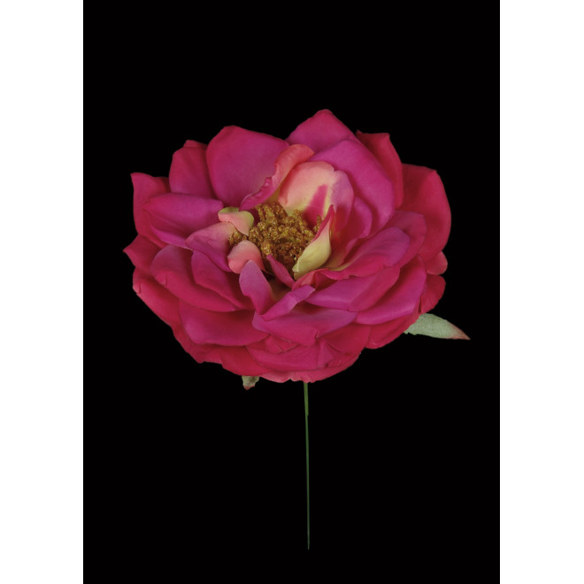 pic ROSE artificiel 19 cm vendu par 2