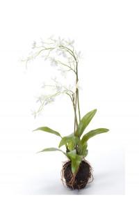 ORCHIDEE artificielle ONCIDIUM 60 cm