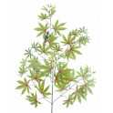 branche artificielle ARALIA 70 cm gold  (érable)