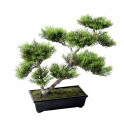 BONSAI artificiel CONIFERE 40 cm