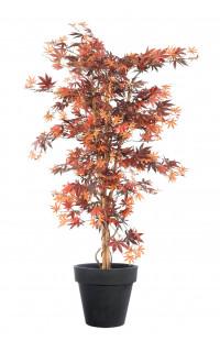 ARALIA artificiel DE LUXE (Erable) 150 cm automne